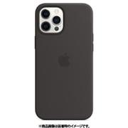 MagSafe対応iPhone 12 Pro Max シリコーンケース ブラック [MHLG3FE/A]