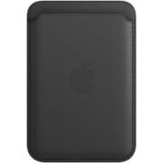 MagSafe対応iPhoneレザーウォレット ブラック [MHLR3FE/A]