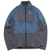 ハイロフト ウール ジャケット High Loft Wool Jacket 41504 ICE BLUE×DARK GREY Sサイズ [アウトドア フリースジャケット ユニセックス]