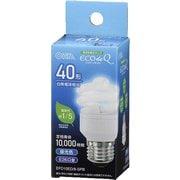 EFD10ED/8-SPB [電球型蛍光灯 エコ電球スパイラル形 40形相当 E26 昼光色]