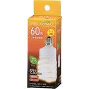 EFD15EL/12-E17SPB [電球型蛍光灯 エコ電球スパイラル形 60形相当 E17 電球色]