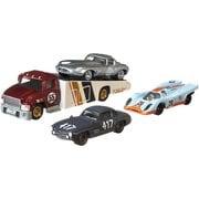 ホットウィール GMH43 プレミアムコレクターセットアソート-Iconic Race Cars [対象年齢:3歳~]