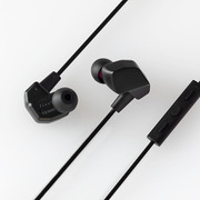 FI-VR3DPLMB [VR3000 for Gaming カナル型インイヤーモニターイヤホン VR ゲーム ASMR ハンズフリー通話対応]