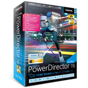 PowerDirector 19 Ultra 乗換/UPG [Windowsソフト]