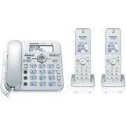 VE-GZ32DW-S [デジタルコードレス電話機(子機2台付き) RU・RU・RU シルバー VE-GD37DW-S同等品]
