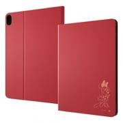 IJ-DPA16LCR/MN036 [iPad Air 2020年モデル 10.9インチ 第4世代 ディズニーキャラクター レザーケース ミニーマウス(15)]