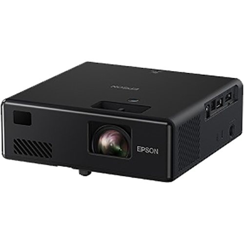 EF-11 [ホームプロジェクター dreamio(ドリーミオ) レーザー光源 フルHD(1080p)対応 1000lm ブラック]