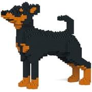 ST19PT35-M01 犬シリーズ 01S-M01 ミニチュア・ピンシャー [ブロック玩具]