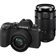 FUJIFILM X-S10 ダブルズームレンズキット ブラック [ボディ+交換レンズ「XC15-45mm F3.5-5.6 OIS PZ」+「XC50-230mm F4.5-6.7 OIS II」]