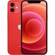 アップル iPhone 12 128GB (PRODUCT)RED [スマートフォン]