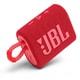 JBLGO3RED [JBL Go 3 ポータブルBluetoothスピーカー レッド]