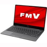 FMVC90E3S [ノートパソコン LIFEBOOK CHシリーズ/有機EL13.3型ワイド/Core i5-1135G7/メモリ 8GB/SSD 512GB/Windows 10 Home 64ビット/Office Home and Business 2019/ダークシルバー]