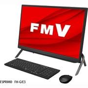 FMVFGE3B [デスクトップパソコン ESPRIMO FHシリーズ/23.8型ワイド/Ryzen7 4700U/メモリ 16GB/SSD1TB/Windows 10 Home 64ビット/Office Home and Business 2019/ブラック]