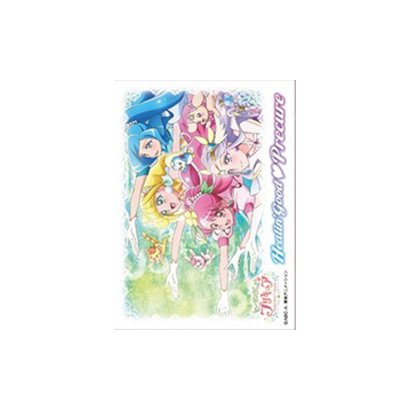 キャラクタースリーブ ヒーリングっど プリキュア D EN-981 [トレーディングカード用品]