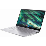 C436FA-E10161 [ASUS Chromebook Flipシリーズ 14型/Core i3-10110U/メモリ 8GB/SSD 128GB/Chrome OS/エアロジェルホワイト]