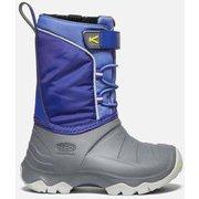 Lumi Boot WP ルミ ブーツ 1021970 BRIGHT BLUE/STEEL GREY 16cm [防寒ブーツ キッズ]