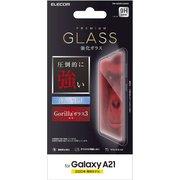 PM-G204FLGGGO [Galaxy A21 用 ガラスフィルム/ゴリラ]