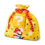 NSL-0105 スーパーマリオ ホーム&パーティ 2WAYラッピングバッグ Lサイズ マリオ [キャラクターグッズ]
