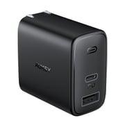 PA-F3S-BK [USB充電器  Swift Duo 32W PD対応 USB-C/USB-A 各1ポート ブラック]