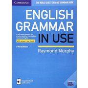 English Grammar in Use 5/E Book with answers and interactive ebook [洋書ELT]