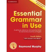 Essential Grammar in Use 4th Edition Book with Answers and Interactive eBook [洋書ELT]
