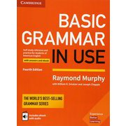 Basic Grammar in Use 4th Edition Student Book w/Answers and Interactive eBook [洋書ELT]