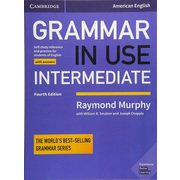 Grammar in Use Intermediate 4th Edition Student Book with answers [洋書ELT]