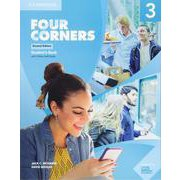 Four Corners 2nd Edition Level 3 Student's Book with Self-study [洋書ELT]