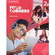 Four Corners 2nd Edition Level 2 Student's Book B with Self-study [洋書ELT]