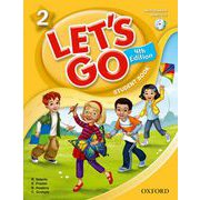 Let's Go 4th Edition Level 2 Student Book with Audio CD Pack [洋書ELT]