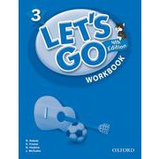 Let's Go 4th Edition Level 3 Workbook [洋書ELT]