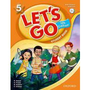 Let's Go 4th Edition Level 5 Student Book with Audio CD Pack [洋書ELT]