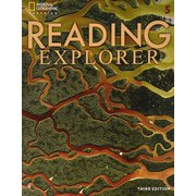 Reading Explorer 3/E Level 5 Student Book with Online Workbook Access Code [洋書ELT]