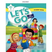 Let's Go 5th Edition Let's Begin 1 Student Book [洋書ELT]