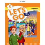 Let's Go 5/E Level 5 Workbook with Online Pack [洋書ELT]