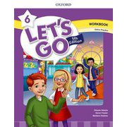 Let's Go 5th Edition Level 6 Workbook with Online Pack [洋書ELT]