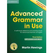 Advanced Grammar in Use 3rd Edition Book with Answers and Interactive eBook [洋書ELT]