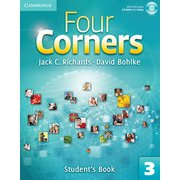 Four Corners Level 3 Student's Book with Self-study CD-ROM [洋書ELT]