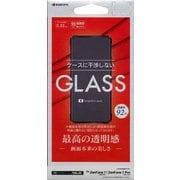 GP2747ZS670KS [ZenFone 7 (ZS670KS) / ZenFone 7 Pro (ZS671KS) 用 ガラスパネル AGC製 0.33mm 光沢]