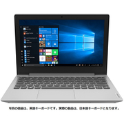 82GV0023JP [ノートパソコン IdeaPad Slim 150/11.6型/AMD Athlon Silver 3050e/メモリー 4GB/SSD 128GB/Windows 10 Home 64bit (日本語版)/Microsoft Office Home & Business 2019/プラチナグレー]