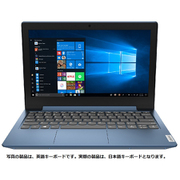 82GV0025JP [ノートパソコン IdeaPad Slim 150/11.6型/AMD Athlon Silver 3050e/メモリー 4GB/SSD 128GB/Windows 10 Home 64bit (日本語版)/Microsoft Office Home & Business 2019/アイスブルー]