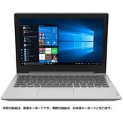 82GV0026JP [ノートパソコン IdeaPad Slim 150/11.6型/AMD Athlon Silver 3050e/メモリー 4GB/SSD 128GB/Windows 10 Home 64bit (日本語版)/プラチナグレー]