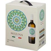 ミルーナ 白 11.5度 3L BIB イタリア [白ワイン]
