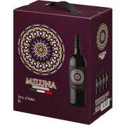 ミルーナ 赤 12度 3L BIB イタリア [赤ワイン]
