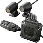 17100 [バイク専用ドライブレコーダー MiVue M760D 前後2カメラ 200万画素 フルHD 防水 防塵 LED信号 Gセンサー GPS]