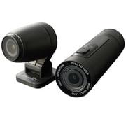 17101 [バイク専用ドライブレコーダー MiVue M777D アクションカメラ 前後2カメラ 200万画素 フルHD 防水 防塵 LED信号]