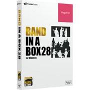 Band-in-a-Box 28 for Win MegaPAK [自動作曲・編曲アプリ]