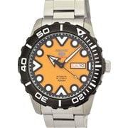 SRPA05J1 [腕時計 Seiko 5 Sports(セイコー5スポーツ) Auto 自動巻き メンズ メタルバンド オレンジ]