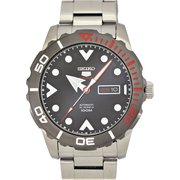 SRPA07J1 [腕時計 Seiko 5 Sports(セイコー5スポーツ) Auto 自動巻き メンズ メタルバンド ブラック]