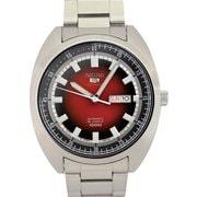 SRPB17J1 [腕時計 Seiko 5 Sports(セイコー5スポーツ) Auto 自動巻き メンズ メタルバンド レッド]